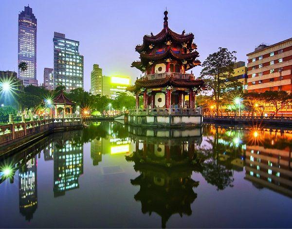 Vé máy bay đi Đài Loan giá rẻ chỉ từ 4 USD/chiều