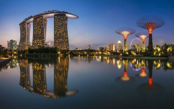 Vé máy bay đi Singapore giá rẻ chỉ từ 15 USD