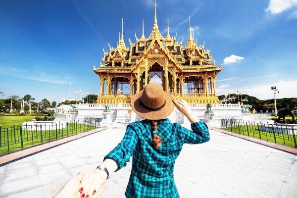 Vé máy bay đi Thái Lan giá rẻ chỉ từ 700.000 đồng/chiều