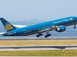 Vé máy bay Vietnam Airlines