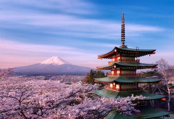 Vé máy bay đi Nhật Bản giá rẻ chỉ từ 290 USD/vé