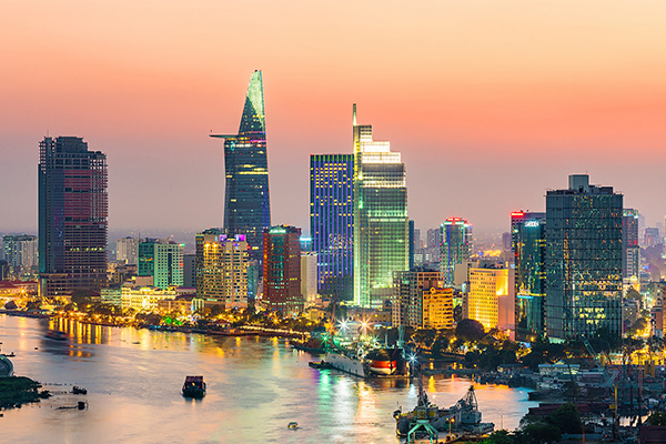 Sài Gòn về đêm