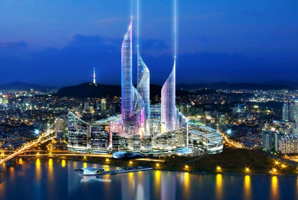 Seoul hoa lệ, Hàn Quốc