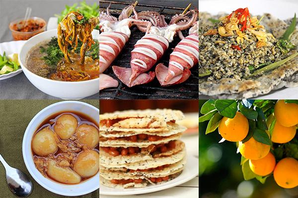 Đặc sắc ẩm thực xứ Nghệ