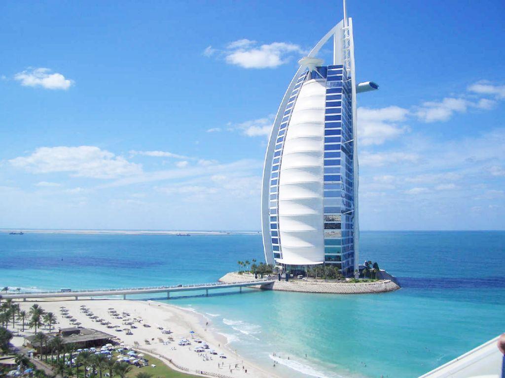 Tòa nhà Burj Al Arab