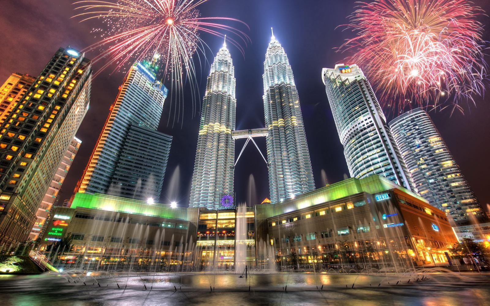 Vé máy bay khuyến mãi du lịch Malaysia