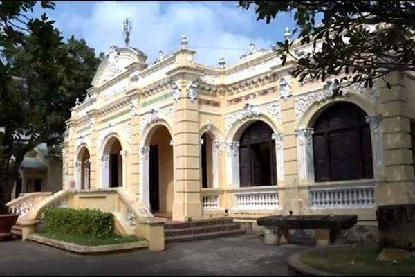 Nhà bảo tàng Kiên Giang