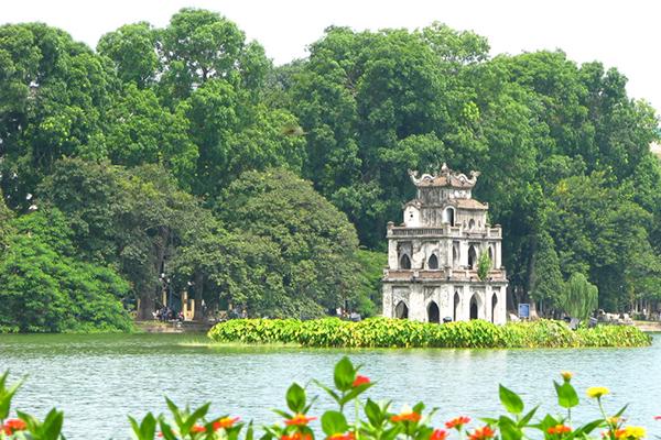 Vé máy bay khuyến mãi du lịch Hà Nội