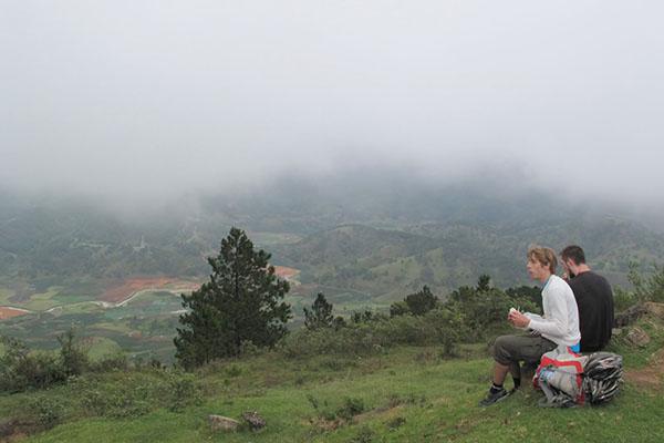 Núi Lang Biang