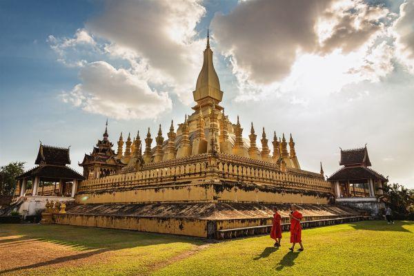 Vé máy bay đi Lào giá rẻ chỉ từ 84 USD/chiều