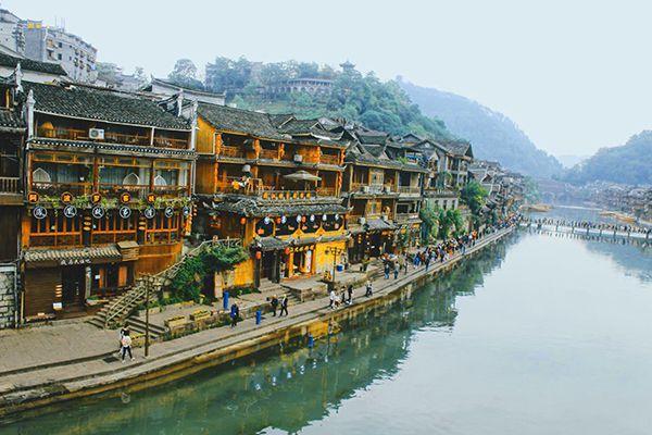 Phượng Hoàng cổ trấn - Trung Quốc