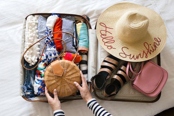 Quần áo, trang phục đi du lịch