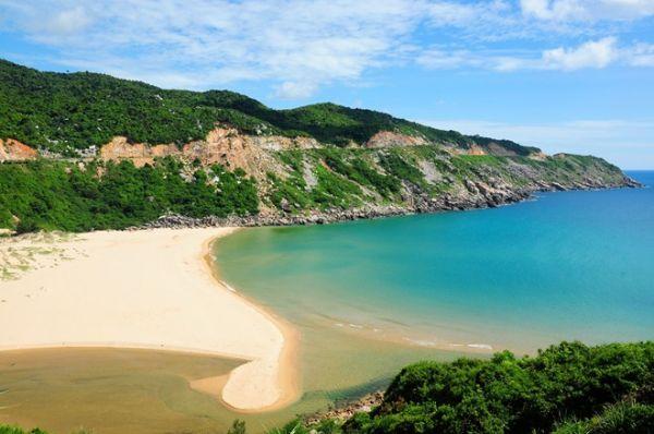 Biển bãi Môn