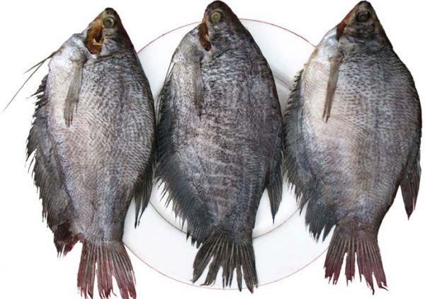 Khô cá sặc Cà Mau