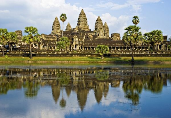 Vé máy bay đi Campuchia giá rẻ chỉ từ 50 USD/chiều