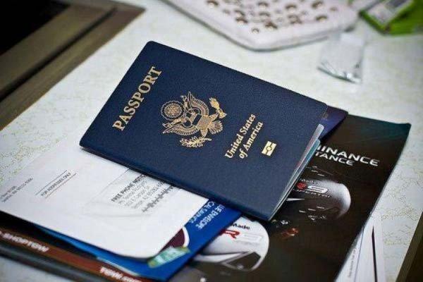 Hộ chiếu, giấy tờ tùy thân