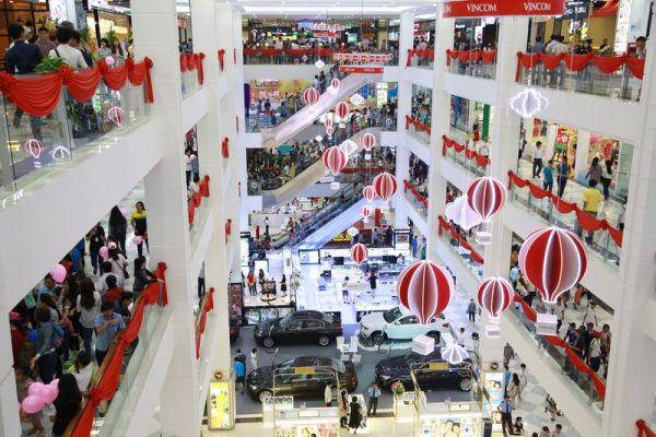 Trung tâm thương mại Buôn Ma Thuột