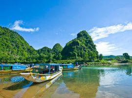 Vé máy bay Hà Nội đi Đồng Hới Vietjet Air