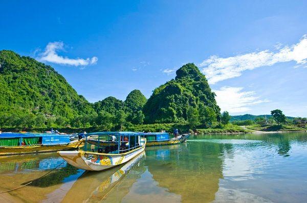 Vé máy bay Hà Nội đi Đồng Hới Vietjet Air giá rẻ chỉ từ 199.000 đồng