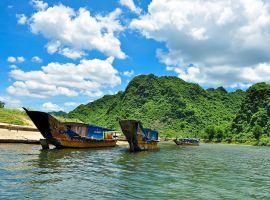 Vé máy bay Sài Gòn đi Đồng Hới Jetstar Pacific