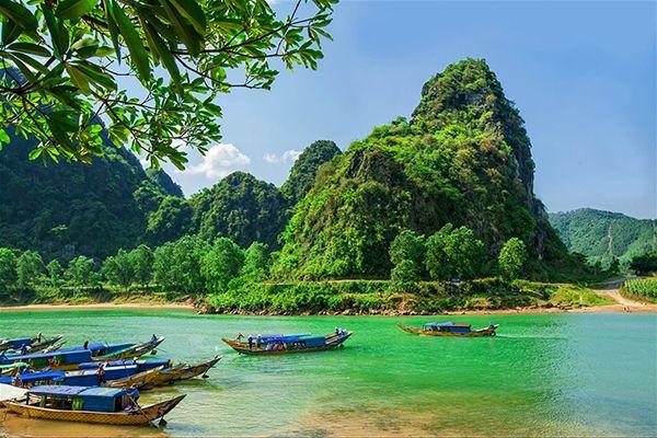 Vé máy bay Sài Gòn đi Đồng Hới Vietjet Air giá rẻ chỉ từ 299.000 đồng