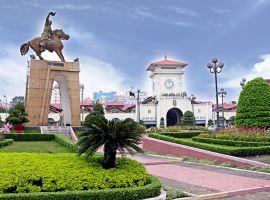 Vé máy bay Hà Nội đi Sài Gòn Jetstar Pacific