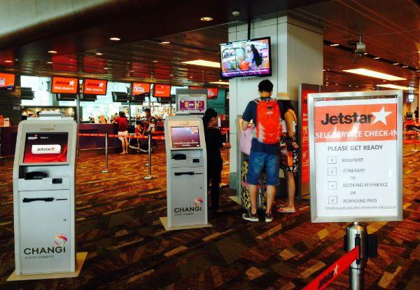 Check in trực tuyến Jetstar