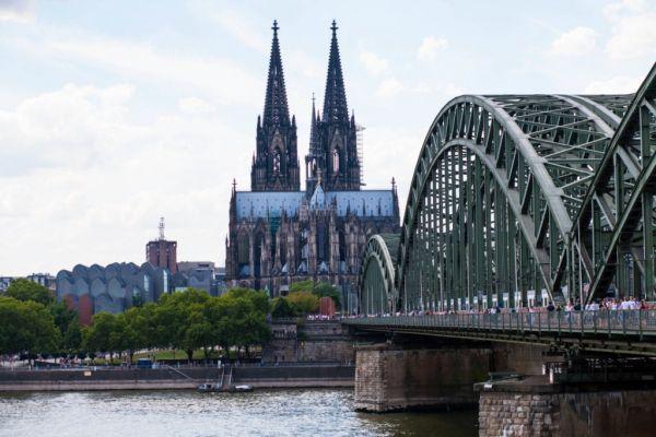 Cologne - thành phố cổ đại