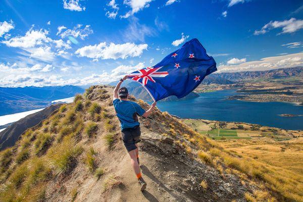 Vé máy bay đi New Zealand giá rẻ chỉ từ 689 USD/chiều