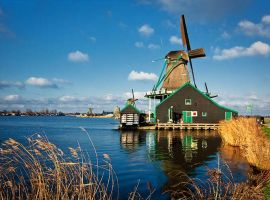 Vé máy bay đi Hà Lan