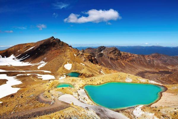 Công viên quốc gia Tongariro