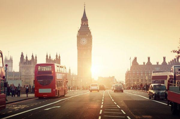 London - thành phố hiện đại