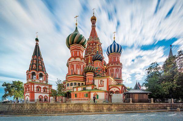 Vé máy bay đi Nga giá rẻ chỉ từ 230 USD/ chiều
