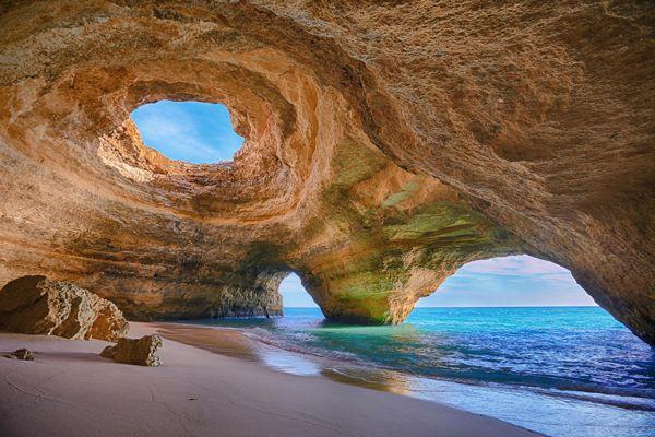 Playa de Amor (Hidden Beach), Mexico