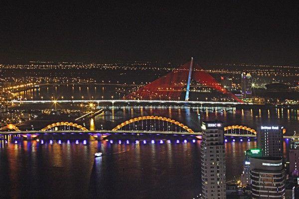 Cầu Rồng, cầu Sông Hàn, cầu Trần Thị Lý