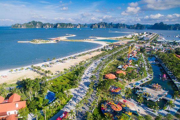 Tuần Châu - Hạ Long